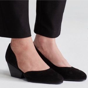 Eileen Fisher | Lily Half d'Orsay Pumps
